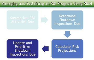 Managing and Sustaining an RBI program using RBMI